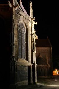 Beleuchtungsprobe St. Marien Freyburg (5)