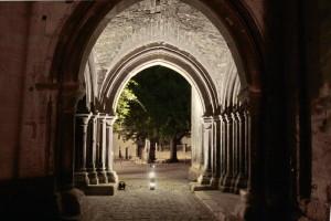 Beleuchtungsprobe St. Marien Freyburg (7)