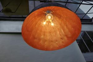 rostige Leuchte 80 cm Durchmesser (4)